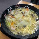餃子の王将 - 五目麺?