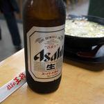 餃子の王将 - 餃子にはビールでしょう