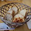 ORIZA+パン食堂 - 料理写真:玄米粉パン・ワッフル~☆