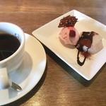 Kaferesutorankomodo - デザート&コーヒー