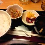 18598093 - 和食セットのごはんはお代わりOK