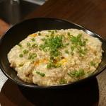 アンダーザツリー - 白麻婆豆腐