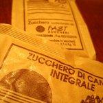 ラ ヴィオラ 三笠会館本店 - おしゃれなパッケージのお砂糖