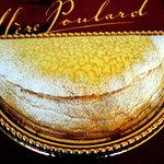 ラ・メール・プラール - 塩キャラメルのオムレツケーキ