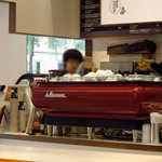 R25 cafe - OptioA30で撮影