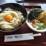 上州屋 - 料理写真:天ころうどん
