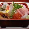 鯛八鮨 - 料理写真:特上ちらし¥3,000