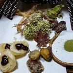 銀杏庵 -  京野菜や高麗人参の天ぷら