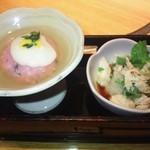 日本大漁物語 きじま - 料理写真:先付