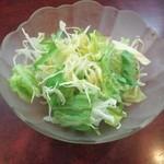 杏亭 - サラダ
