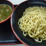 麺道服部 - 2013/04/27 濃厚つけめん(並 温盛)