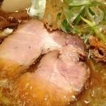 麺処 蓮海 - チャーシュー