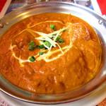 インド・ネパール料理 タァバン - マトンカレー