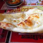インド・ネパール料理 タァバン - ナン