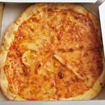 18618217 - 「名前不明ピザ」です