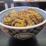 吉野家 - 料理写真:牛丼(並) 280円
