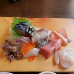 18619353 - お刺身定食(アップ)