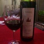 トルコ料理 ゲリック - トルコのワイン、その名も「カッパドキア」