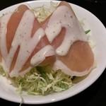 18621177 - サラダ:生ハムシーザーサラダ