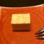 東銀座 羅豚 - デザート:ミルクレープ