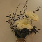 小石川 かとう - この日のお花