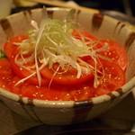 神戸屋 - トマトサラダ