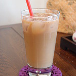 cafe 時遊人 - アイスカフェオレ