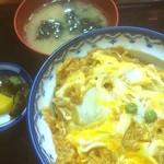 ぼん亭 - 親子丼