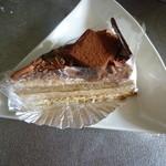 デリス洋菓子店 - 料理写真:モカケーキ