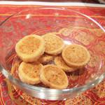 ガネーシュ - はちみつクッキー(300円)