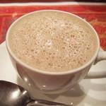 ガネーシュ - インディアンコーヒー(500円)