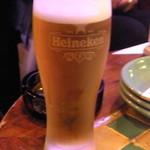 ビレバン - 生ビール♪