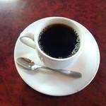 しなの - ドリンク写真:ホットコーヒー