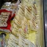マザーバスケット - サンドイッチ棚