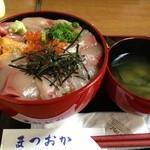 まつおか - 上海鮮丼♪