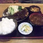 三福 - 味噌カツ定食