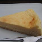carib cafe - チーズケーキ