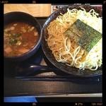嘉藤 - 三河屋の麺使用でモチモチシコシコ美味しい、無化調です。