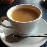 ラ・ピアンタ - 食後のコーヒー