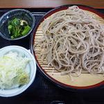 そば蔵 旬楽里 - 料理写真:ざる蕎麦¥700
