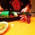 日本酒処 華雅 - 辛口でと直子ママにセレクトしてもらいました♪