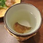 18631694 - ハタハタのヒレ酒