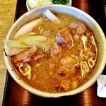 大村庵 - 鴨せいろ蕎麦つけ汁
