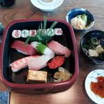 鮨八 - ランチ寿司