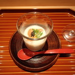 日本料理くりた - 湯葉のすり流し