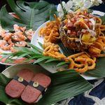 KaLaPaNa - スパムなどハワイアン料理もお楽しみ頂けます。