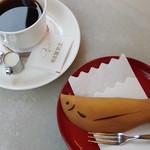 18635450 - 清流とコーヒー