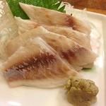 鮨まつ - 鯛の酢〆♪