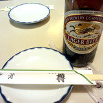 樽 - 瓶ビール