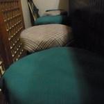 おにぎり金太郎 - 丸椅子